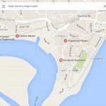 Google map screenshot 1