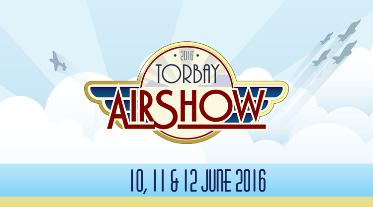 Torbay Air Show – 10, 11 & 12th June 2016
