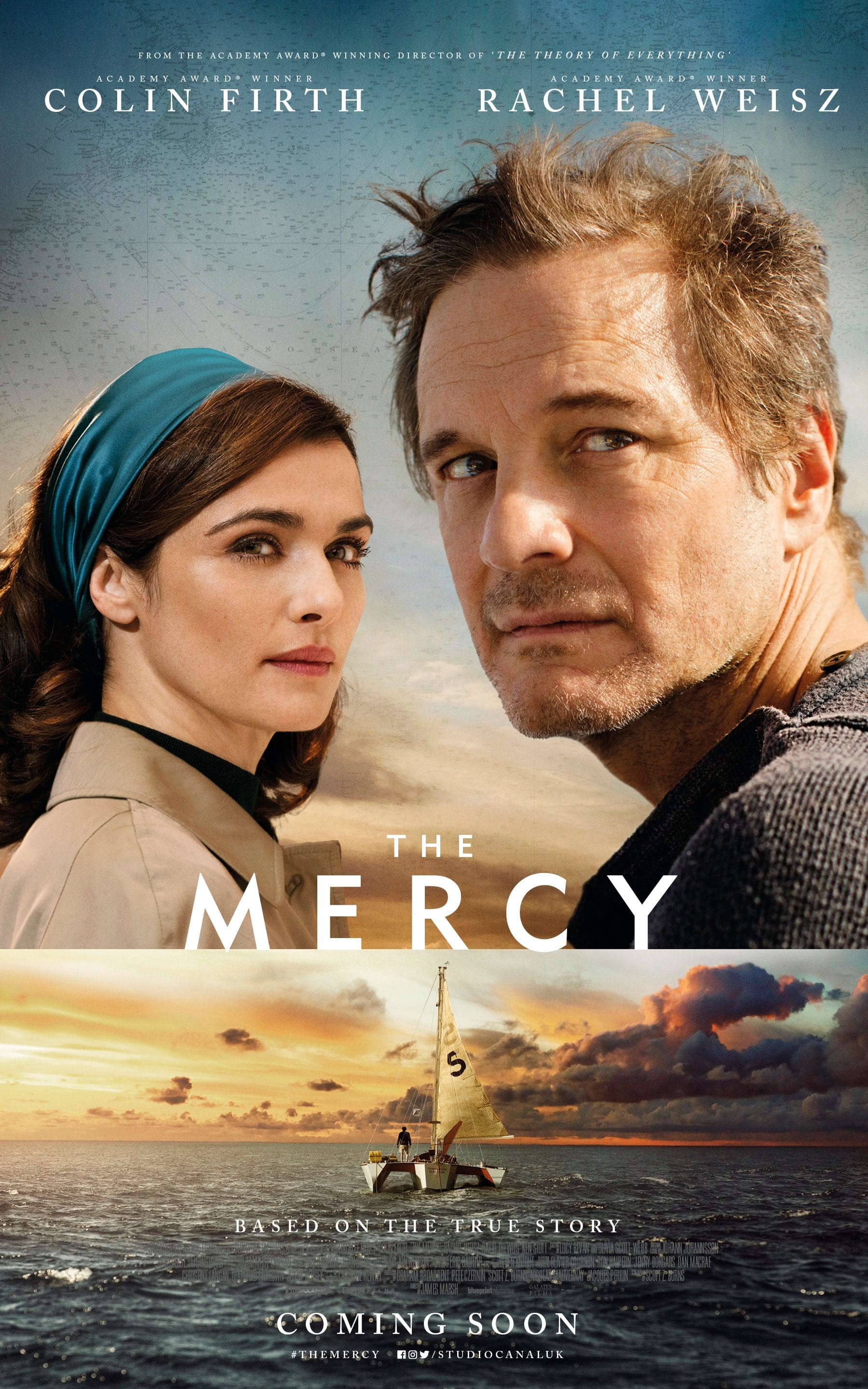 The Mercy trailer – Donald Crowhurst biopic – Feb 9 2018 release