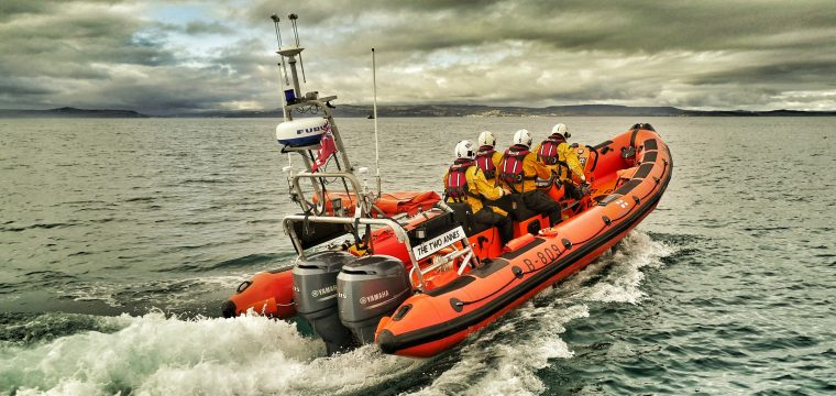 Visit from RNLI