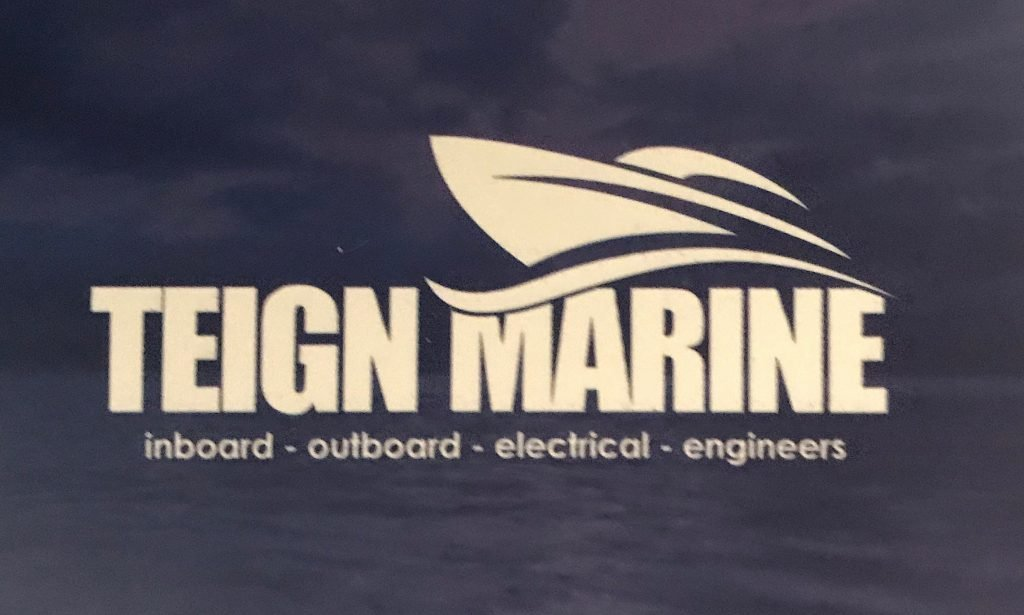Teign Marine logo